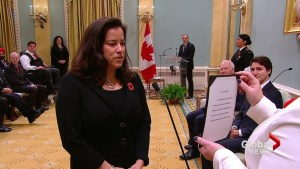 Historic appointments, changes and promises as Justin Trudeau sworn in as Prime Minister
